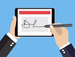 Conferência de assinatura digital